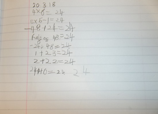Years 1 and 2 problem solving Hawthorn Primary School image 10